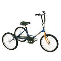 Tricycle Tonicross City - Tricycle à deux roues arrière ...
