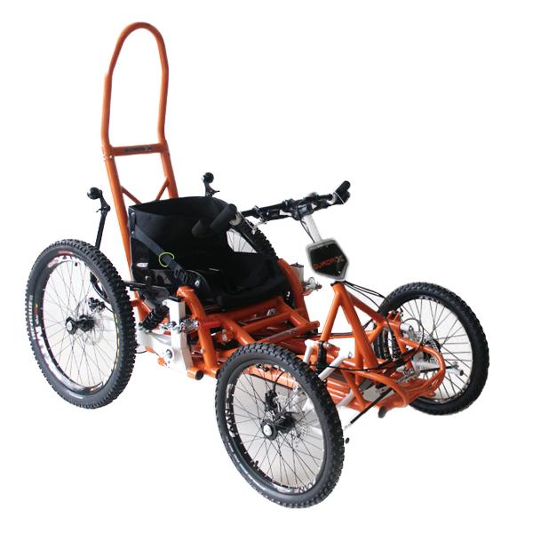 Quadrix Hand's - Fauteuil roulant manuel sport & loisirs...