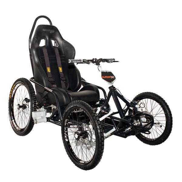 Quadrix Ibex - Fauteuil roulant manuel sport & loisirs...