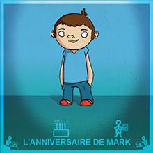 L'anniversaire de Mark