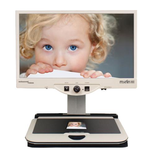 Merlin Ultra HD - Téléagrandisseur avec écran intégré...