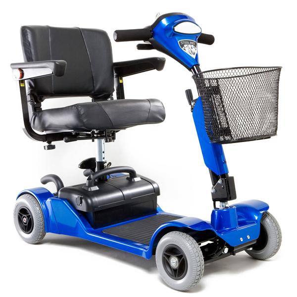 Little gem 2 - Scooter à quatre roues...