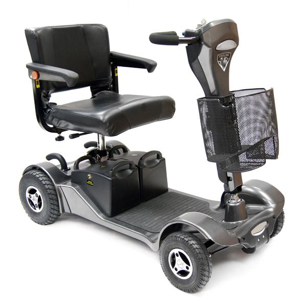 Sapphire 2 - Scooter à quatre roues...