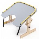 Tablette nursery - Table de travail avec plateau inclina...