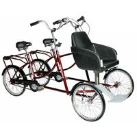 Twinbike plus H34000 - Quadricycle...