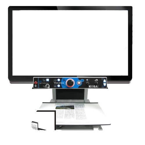 Vocatex Plus 3 fhd - Téléagrandisseur avec écran intégré...