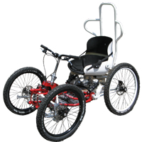 Buggy bike - Fauteuil roulant manuel sport & loisirs...