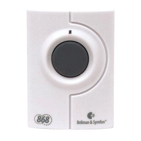 Emetteur bouton poussoir pour sonnette Visit 868 BE 1420...
