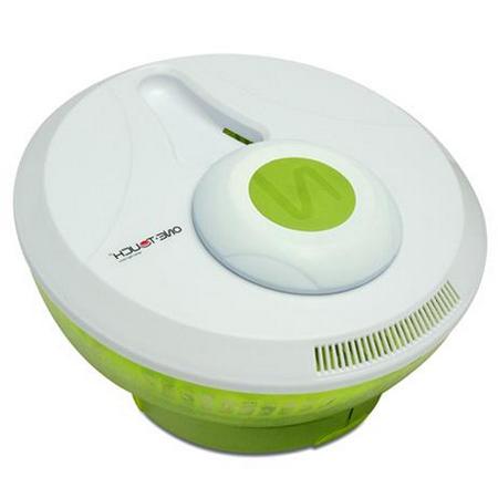 Essoreuse lave salade Wash'n Spin Automatique - Ustensil...