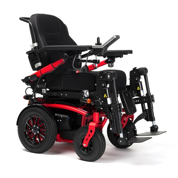 Forest 3 Advance - Fauteuil roulant électrique à châssis...
