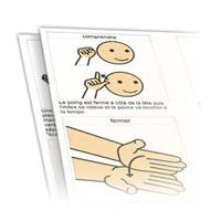 Logiciel Les mains animées 3 - Logiciel de communication...