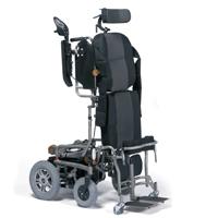 Squod S.U - Fauteuil roulant électrique à verticalisatio...