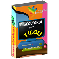 Discov'ordi - Logiciel d'apprentissage...
