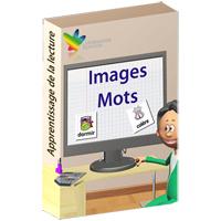 Images-mots - Logiciel d'apprentissage...