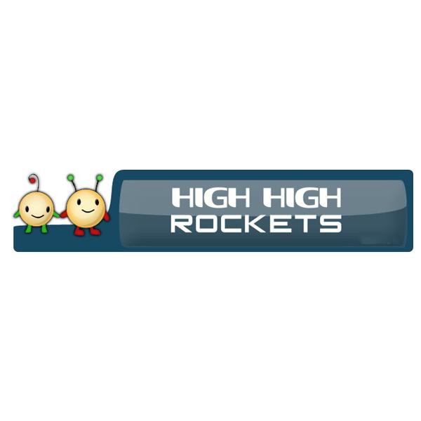 High high rocket - Jeu vidéo...