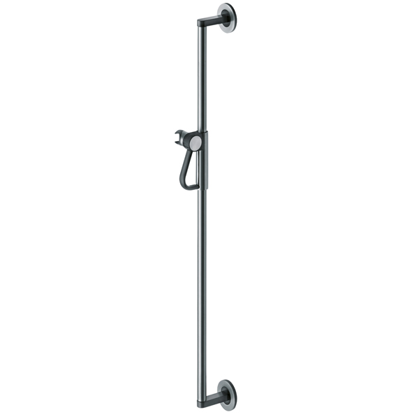 Barre de douche avec porte douchette 8260 - Support de p...