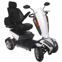 Vita - Scooter à quatre roues...