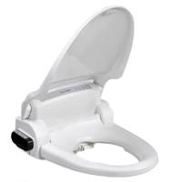 Lavante et séchante - Lunette de wc / toilettes avec jet...