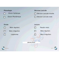 Phonolec adolescents-adultes - Logiciel d'apprentissage...