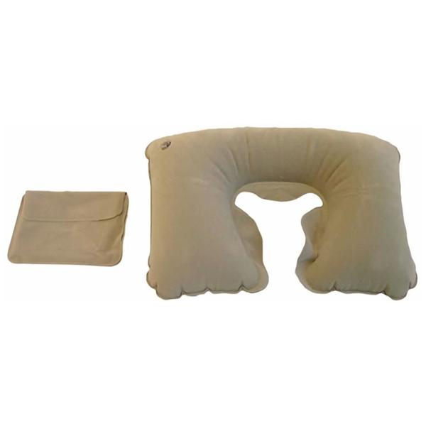 Oreiller gonflable - Oreiller ergonomique...