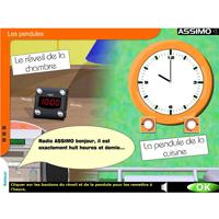 Genyx Assimo espace temps - Logiciel d'apprentissage...
