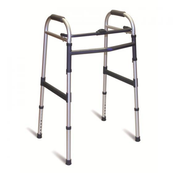 Asteria  - Cadre de marche (déambulateur sans roue)...