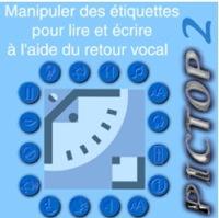 Pictop 2 - Logiciel multimédia (son, vidéo)...