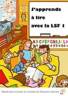 J APPRENDS A LIRE AVEC LSF 1 - Logiciel d'apprentissage...