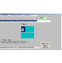 ApprentiClavier - Logiciel d'apprentissage...