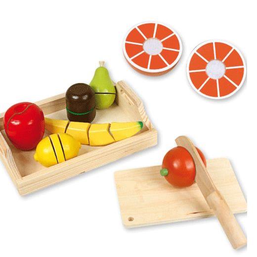 Fruits à découper CN 389 - Jouet d'éveil...