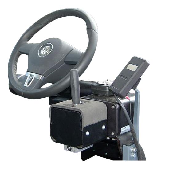 Système de conduite joystick Joysteer - Véhicule neuf am...