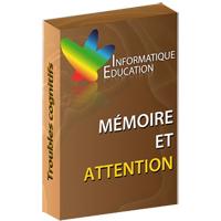 Mémoire et attention - Logiciel de rééducation...