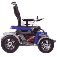 C2000 - Fauteuil roulant électrique à châssis fixe...