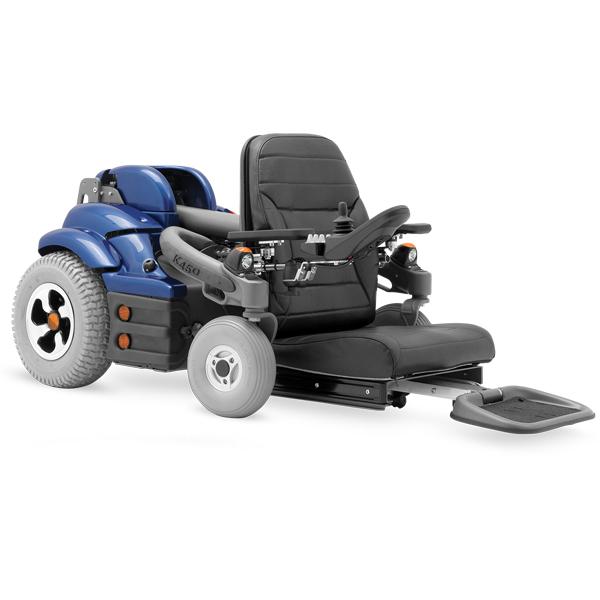 K450 MX - Fauteuil roulant électrique enfant...