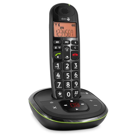 Phone easy 105WR - Téléphone fixe à touches larges...