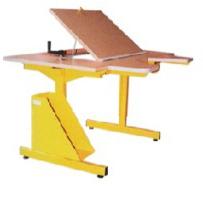 Table scolaire - Table de travail à hauteur réglable...