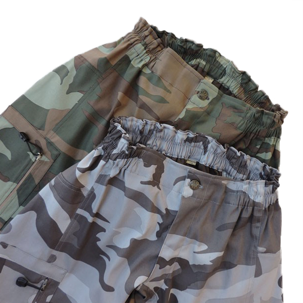Camouflage - Pantalon...