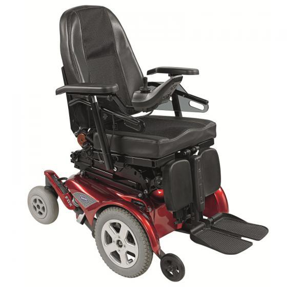 FDX - Fauteuil roulant électrique a châssis fixe...