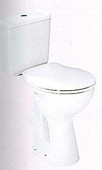 Cuvette De Wc Toilettes Sur Lev E