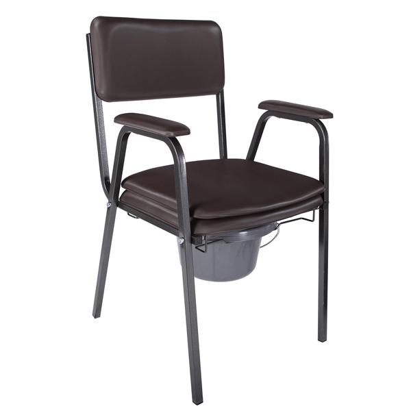 Club fixe - Chaise percée...
