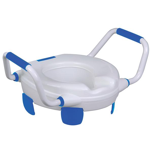 Clipper IV-V - Surélévateur de wc/toilettes avec accoudo...