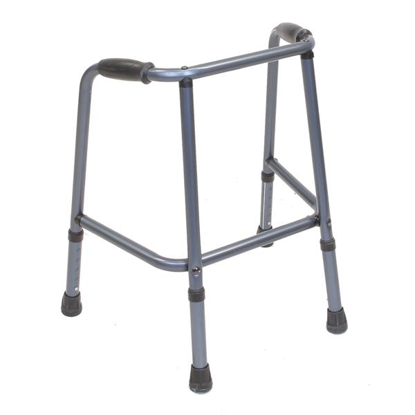 Fixe réglable - Cadre de marche (déambulateur sans roue)...