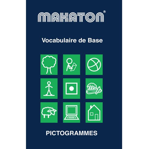 Livre des pictogrammes vocabulaire de base - Communicati...