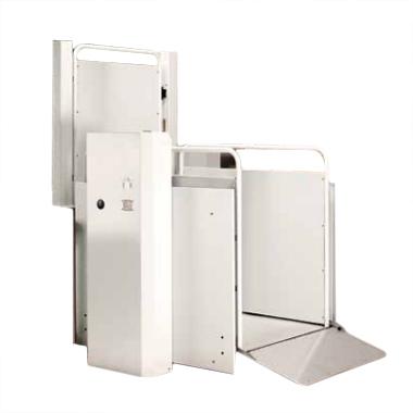 Plate forme Silver - Plateforme élévatrice verticale...