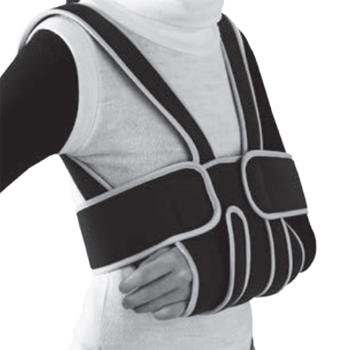 Immobilisateur bras/épaule IBE - Attelle claviculaire...