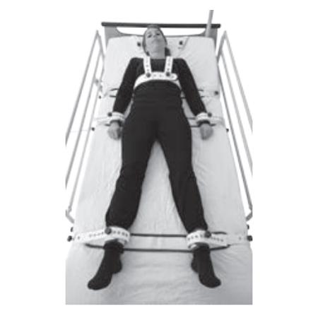 Dispositif d'attaches rapides au lit BCF - Attache poign...