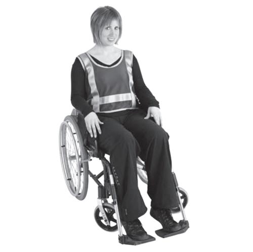 Gilet pontho GP - Ceinture de fauteuil...