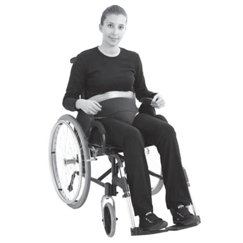 Ceinture pelvienne CPC - Ceinture de fauteuil...