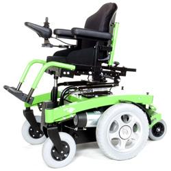 Turbo Twist Micro - Fauteuil roulant électrique à châssi...