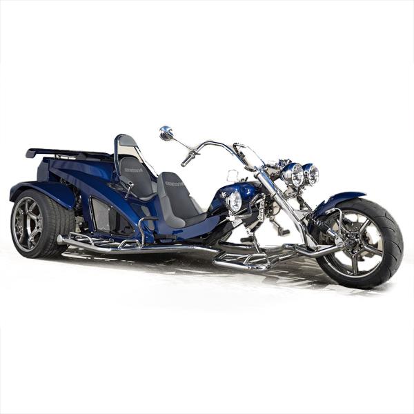 Trikes Mustang adaptés - Véhicule tout terrain motorisé...